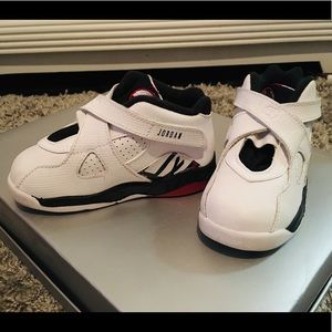 Jordan Shoes - KIDS  TODDLER AIR JORDAN RETRO 8 BASKETBALL SHOES 51212fa45